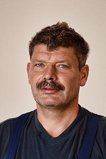 Herr D.Klockow Betriebsleiter Kraftfahrzeugtechnik